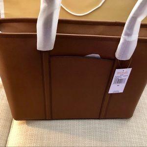 Michael Kors Bags - Michael KORS Tote Sady LEATHER LARGE Bag